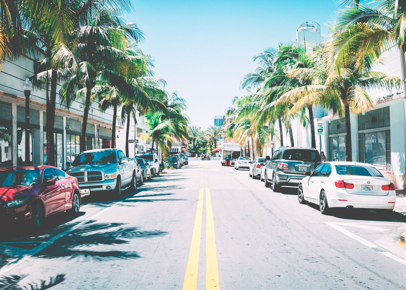 South Beach Street - Miami